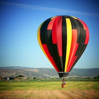Prineville I'll Fly Away Balloon Adventures