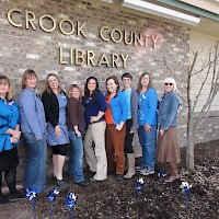 Prineville Crook County Library Oregon