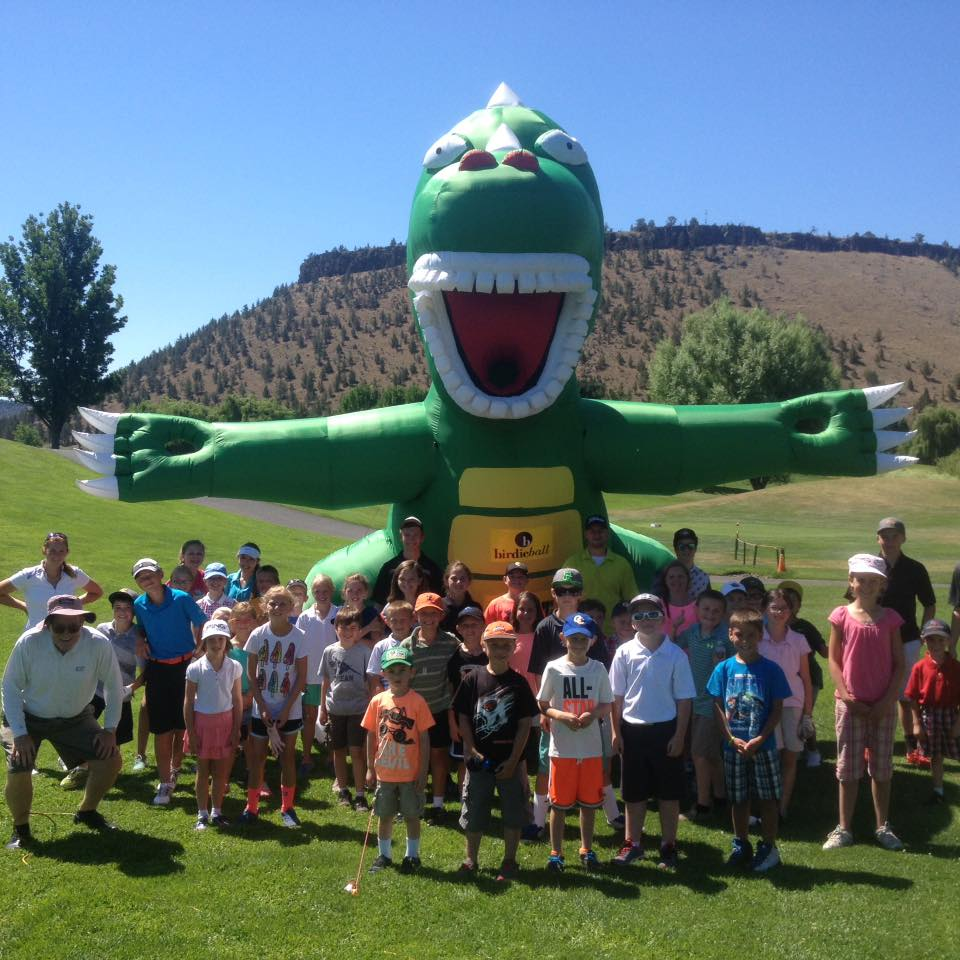 Prineville Meadow Lakes Golf Course