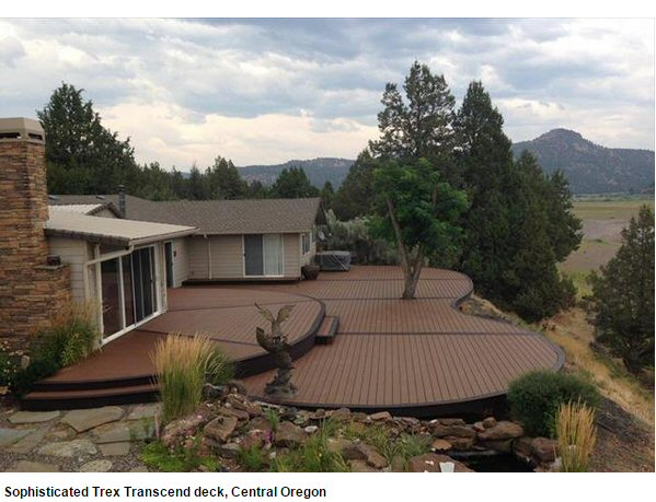Prineville Travis Vail Construction