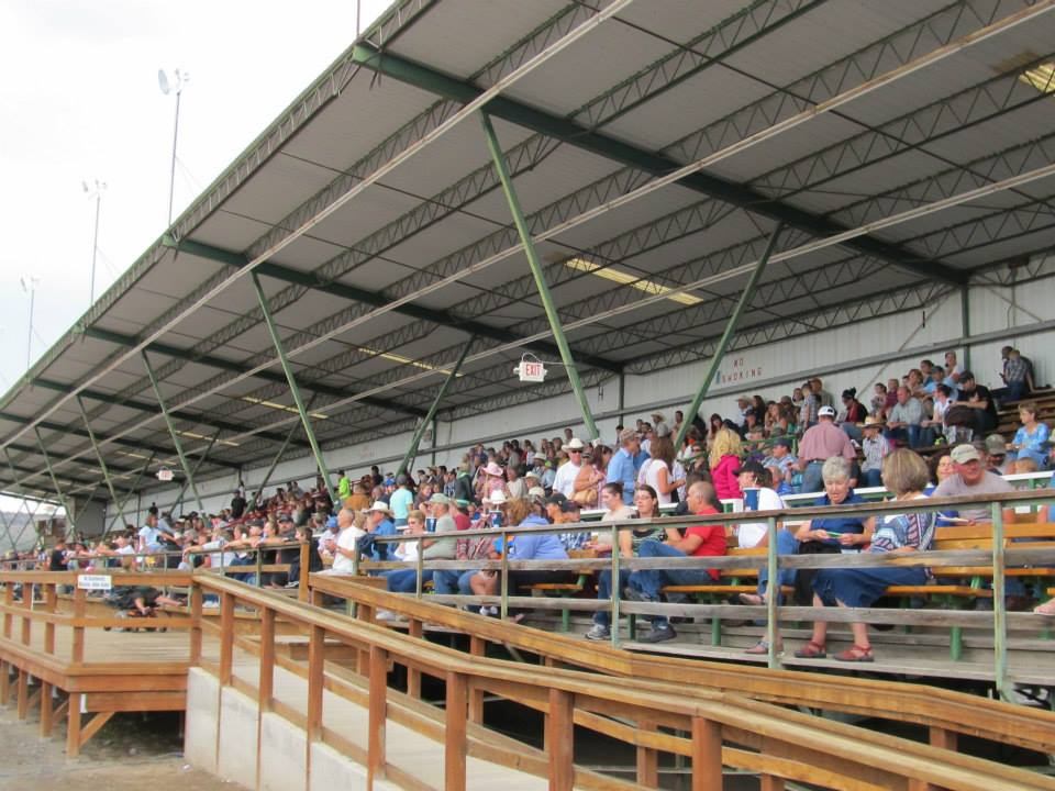 Prineville CROOK COUNTY FAIRGROUNDS