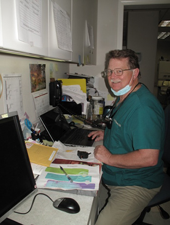 Prineville Family Dental Clinic Dr. James Petersen