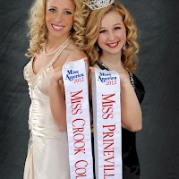 Miss Crook County Scholarship Program